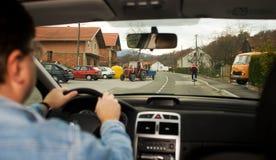 ρυθμιστής ι αυτοκινήτων μ& Στοκ εικόνα με δικαίωμα ελεύθερης χρήσης