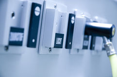 ρυθμιστής οξυγόνου Στοκ φωτογραφία με δικαίωμα ελεύθερης χρήσης