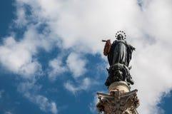 Ρυθμός della Colonna Στοκ Φωτογραφίες