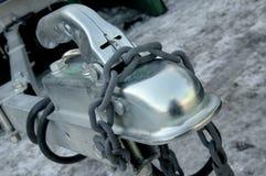 Ρυμουλκό για τις βάρκες Στοκ Εικόνες