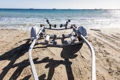 Ρυμουλκό για τις βάρκες Στοκ φωτογραφίες με δικαίωμα ελεύθερης χρήσης