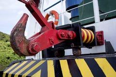Ρυμουλκώντας γάντζος Στοκ φωτογραφία με δικαίωμα ελεύθερης χρήσης