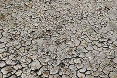 Ρωγμές λάσπης στοκ φωτογραφία με δικαίωμα ελεύθερης χρήσης