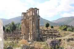 Ρωμαίος αρχαιολογικός στοκ εικόνα με δικαίωμα ελεύθερης χρήσης
