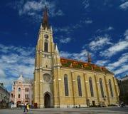 Ρωμαίος - καθολική εκκλησία Στοκ φωτογραφίες με δικαίωμα ελεύθερης χρήσης