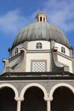 Ρωμαίος - καθολικό παρεκκλησι στο υποστήριγμα των μακαριοτήτων Στοκ Εικόνες