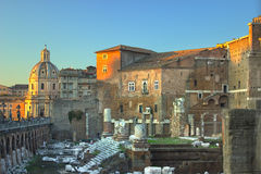Ρωμαίος καταστρέφει 2 Στοκ Εικόνα