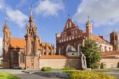 Ρωμαιοκαθολική εκκλησία του ST Anne Στοκ Εικόνες
