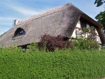 Ρωμανικό σπίτι Στοκ φωτογραφία με δικαίωμα ελεύθερης χρήσης