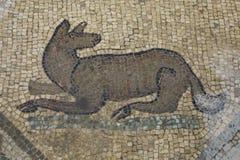 Ρωμαϊκά μωσαϊκά πατωμάτων, Aquileia, Ιταλία Στοκ εικόνα με δικαίωμα ελεύθερης χρήσης