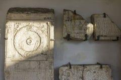 ρωμαϊκές καταστροφές aquincum Στοκ εικόνες με δικαίωμα ελεύθερης χρήσης