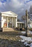 ρωμαϊκές καταστροφές aquincum Στοκ φωτογραφία με δικαίωμα ελεύθερης χρήσης