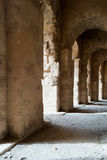 Ρωμαϊκές πέτρινες αψίδες (4) Στοκ εικόνα με δικαίωμα ελεύθερης χρήσης