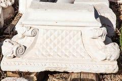 Ρωμαϊκή άνω και κάτω τελεία Στοκ Εικόνα