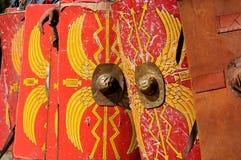 ρωμαϊκή ασπίδα λεγεωνών Στοκ φωτογραφία με δικαίωμα ελεύθερης χρήσης