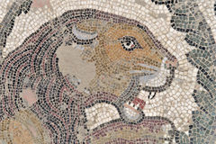 ρωμαϊκή βίλα πλατειών 3 μωσαϊ& Στοκ φωτογραφία με δικαίωμα ελεύθερης χρήσης