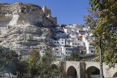 Ρωμαϊκή γέφυρα, που βρίσκεται στο κεντρικό μέρος της πόλης, στο PA του στοκ φωτογραφίες με δικαίωμα ελεύθερης χρήσης