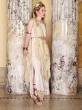 ρωμαϊκή γυναίκα Στοκ Εικόνα