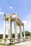 Ρωμαϊκή πύλη tetrapylon Στοκ εικόνα με δικαίωμα ελεύθερης χρήσης