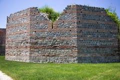 Ρωμαϊκή archeological περιοχή, Gamzigrad Στοκ φωτογραφία με δικαίωμα ελεύθερης χρήσης