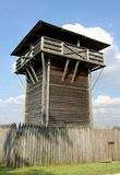 Ρωμαϊκοί ασβέστες Wachtower 5646 Στοκ φωτογραφία με δικαίωμα ελεύθερης χρήσης