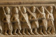 ρωμαϊκοί στρατιώτες στοκ φωτογραφίες