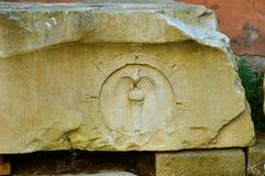 Ρωμαϊκός αετός Στοκ εικόνες με δικαίωμα ελεύθερης χρήσης