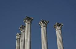 ρωμαϊκός ναός της Κόρδοβα &sigma Στοκ Φωτογραφία