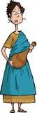 Ρωμαϊκός πολίτης Στοκ φωτογραφίες με δικαίωμα ελεύθερης χρήσης