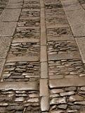 Ρωμαϊκός δρόμος Στοκ Εικόνες