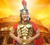 ρωμαϊκός στρατιώτης λεγε& Στοκ εικόνες με δικαίωμα ελεύθερης χρήσης