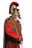Ρωμαϊκός στρατιώτης που παίρνει το ξίφος Στοκ εικόνες με δικαίωμα ελεύθερης χρήσης