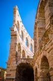 Ρωμαϊκός χώρος αμφιθεάτρων της Βερόνα στη Βερόνα, Ιταλία Στοκ φωτογραφία με δικαίωμα ελεύθερης χρήσης