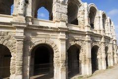 Ρωμαϊκός χώρος Arles Στοκ Εικόνες