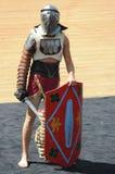 Ρωμαϊκός Gladiator Στοκ εικόνες με δικαίωμα ελεύθερης χρήσης