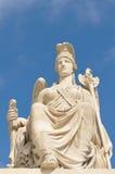 ρωμαϊκό άγαλμα Στοκ φωτογραφίες με δικαίωμα ελεύθερης χρήσης