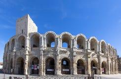 Ρωμαϊκό αμφιθέατρο σε Arles, Γαλλία Στοκ φωτογραφίες με δικαίωμα ελεύθερης χρήσης