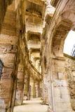 Ρωμαϊκό αμφιθέατρο σε Arles - κληρονομιά της ΟΥΝΕΣΚΟ στη Γαλλία Στοκ φωτογραφία με δικαίωμα ελεύθερης χρήσης