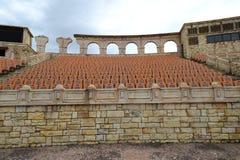 Ρωμαϊκό αμφιθέατρο στο Μακάο, Κίνα Στοκ φωτογραφία με δικαίωμα ελεύθερης χρήσης