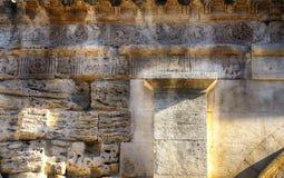 Ρωμαϊκό αμφιθέατρο, Arles, Γαλλία Στοκ Φωτογραφίες