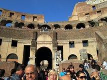 Ρωμαϊκό αμφιθέατρο Colosseum Ιταλία Ευρώπη από τον καιρό του ρωμαϊκού Empiren Στοκ Φωτογραφία