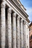 Ρωμαϊκό εμπορικό επιμελητήριο, Ρώμη, Ιταλία Στοκ φωτογραφίες με δικαίωμα ελεύθερης χρήσης