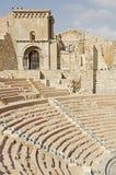 Ρωμαϊκό θέατρο, Καρχηδόνα στοκ εικόνα