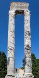 Ρωμαϊκό θέατρο Προβηγκία Γαλλία Arles Στοκ Εικόνα