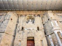Ρωμαϊκό θέατρο του πορτοκαλιού, Γαλλία Στοκ φωτογραφίες με δικαίωμα ελεύθερης χρήσης