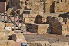 ρωμαϊκό θέατρο Στοκ Φωτογραφία