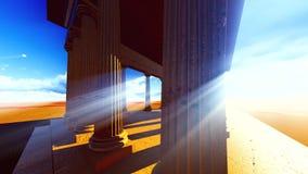 Ρωμαϊκό δικαστήριο απόθεμα βίντεο