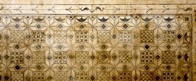 Ρωμαϊκό μωσαϊκό της Κόρδοβα Στοκ εικόνες με δικαίωμα ελεύθερης χρήσης
