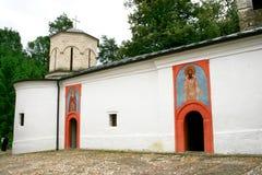 Ρωμαϊκό ορθόδοξο μοναστήρι του ST Στοκ φωτογραφίες με δικαίωμα ελεύθερης χρήσης