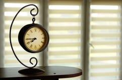 Ρωμαϊκό ρολόι Στοκ εικόνα με δικαίωμα ελεύθερης χρήσης